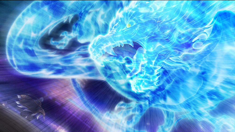 Chapter 12  Aqua Dragon