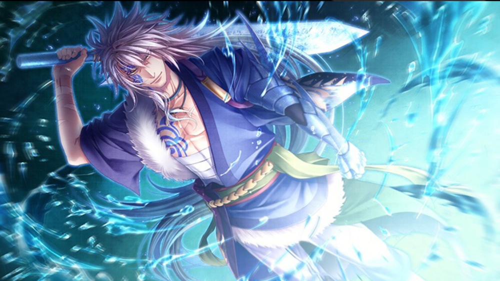 Chapter 17  Aqua Dragon's Endowment
