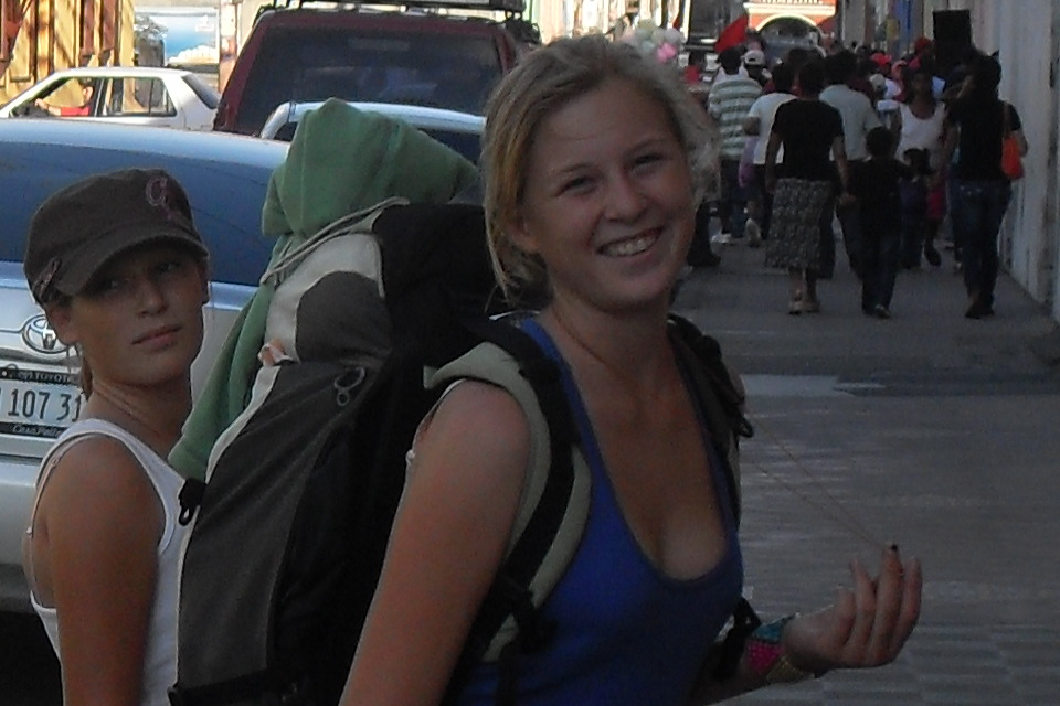 And in Nicaragua 2010