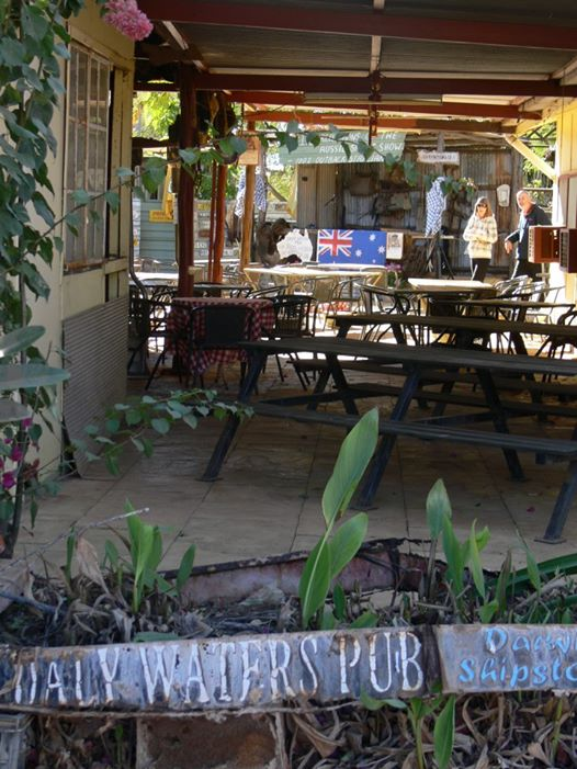 DALY WATERS Pub, Northen Territory, Australia