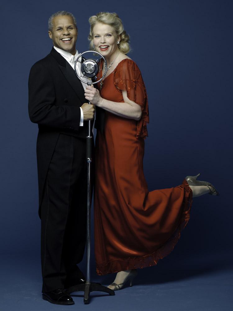 Gary Wilmot & Sara Crowe