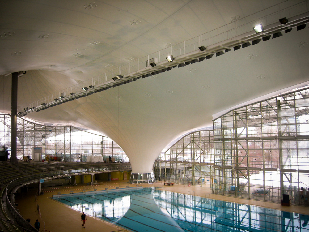 Olympic Swimming Hall