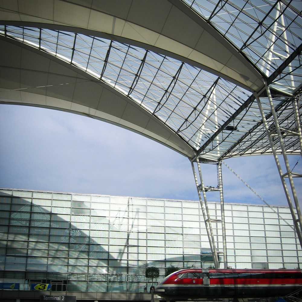 Munich Airport Centre