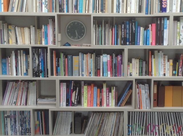 boekenkast — Blom Ontwerpen bno