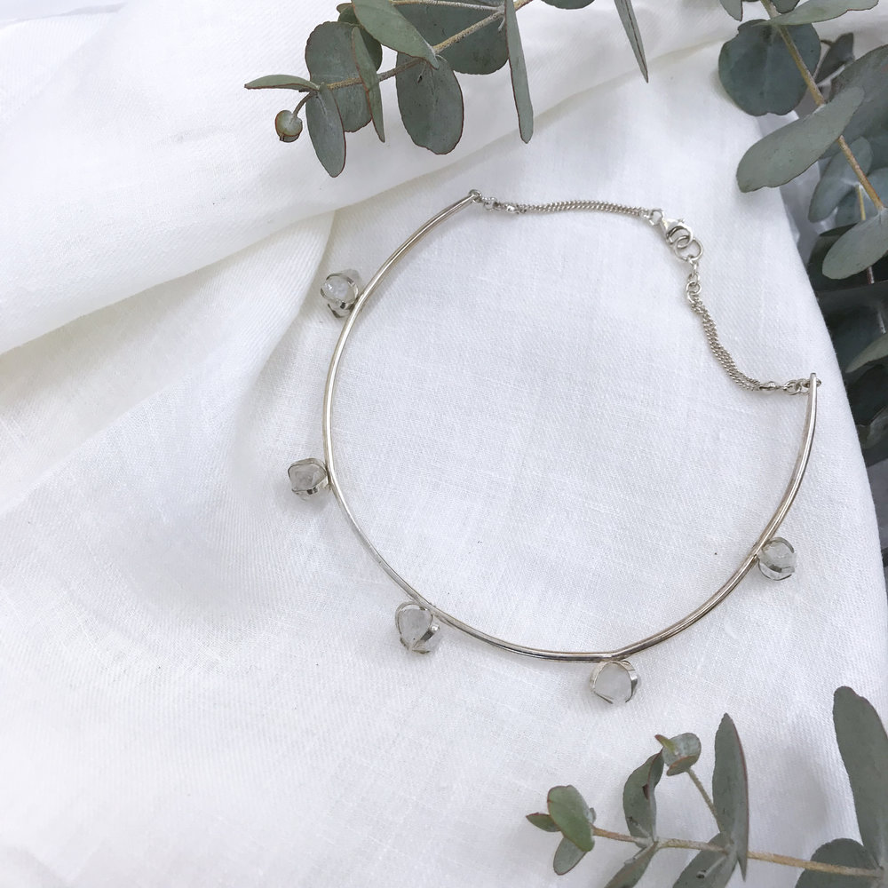 People also viewed - Crystal Choker