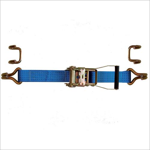 146900 -Ratschen-zurrgurt, 9 m, blau,Gurtbandzugfestigkeit 6 Tonnen