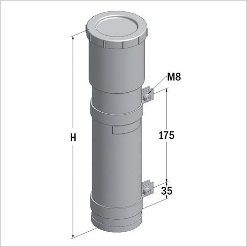 209180 -Wasserdichter Dokumentenbehälter