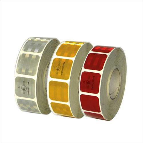 362086 -3M Reflexband, rot, für Planenaufbauten