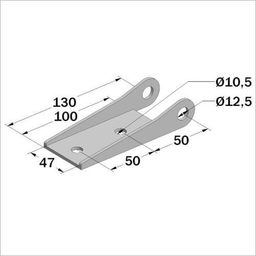 64022 -Unterschraublappen