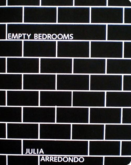 Empty Bedrooms Zine Julia Arredondo Minimal