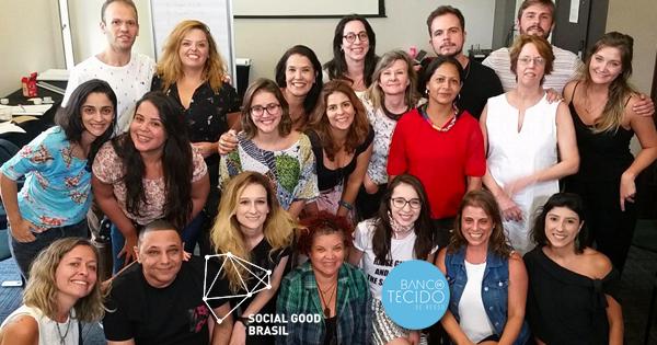 Foto: Social Good Brasil (facebook.com/socialgoodbrasil)