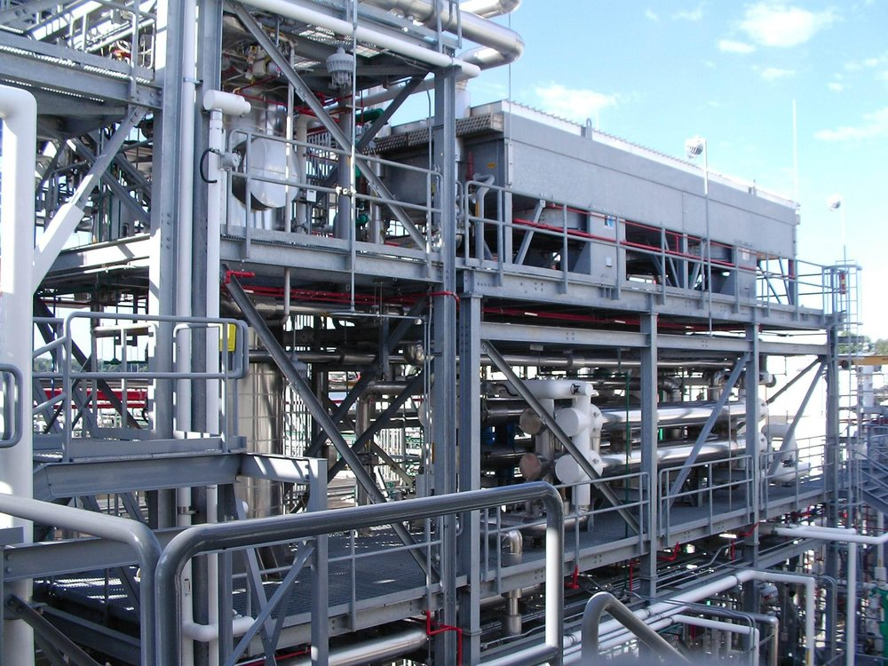 Chemical Process Engineering    In-House or On-Site