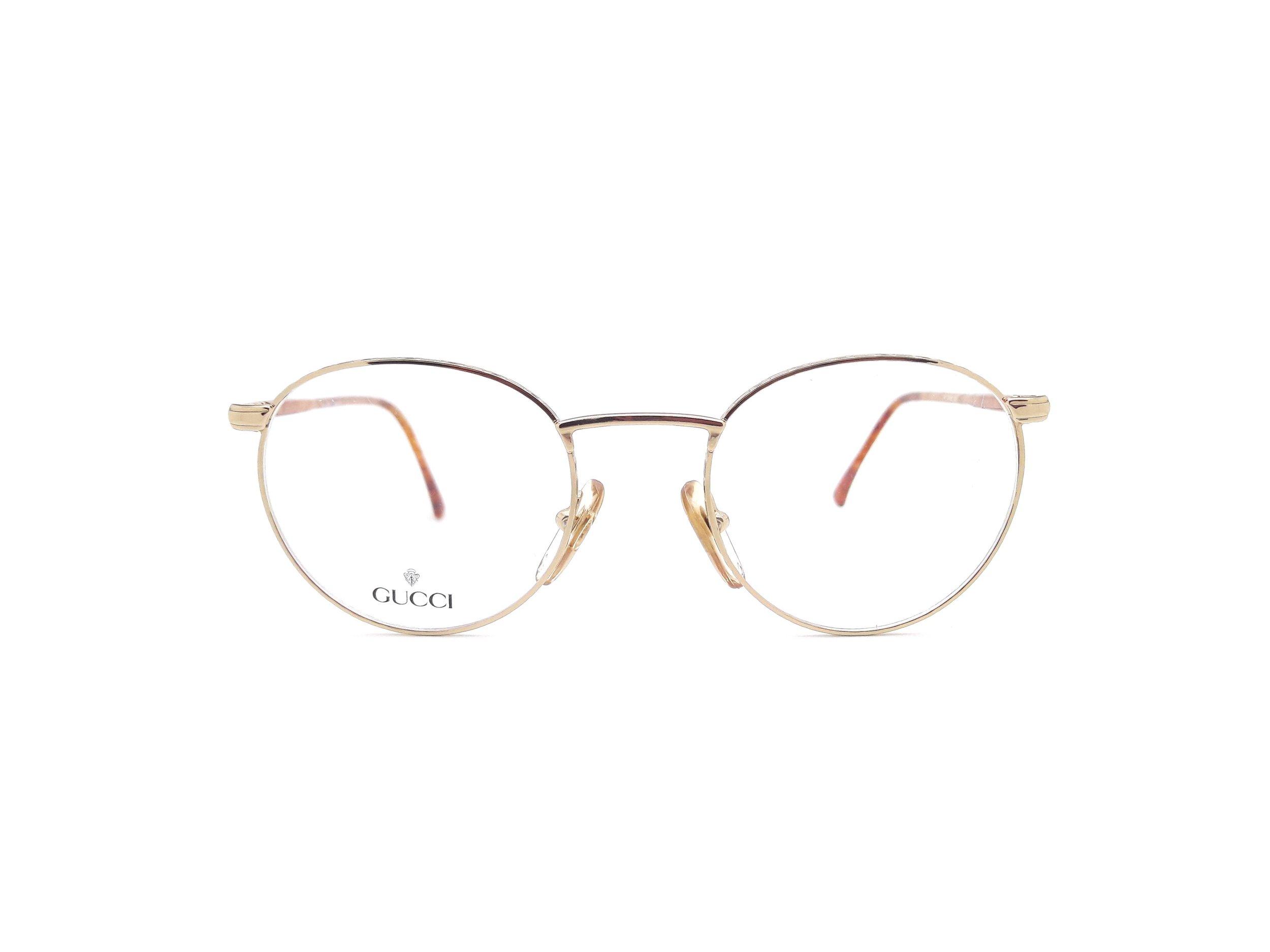 Gucci GG 1242 Vintage Glasses — Ed & Sarna Vintage Eyewear