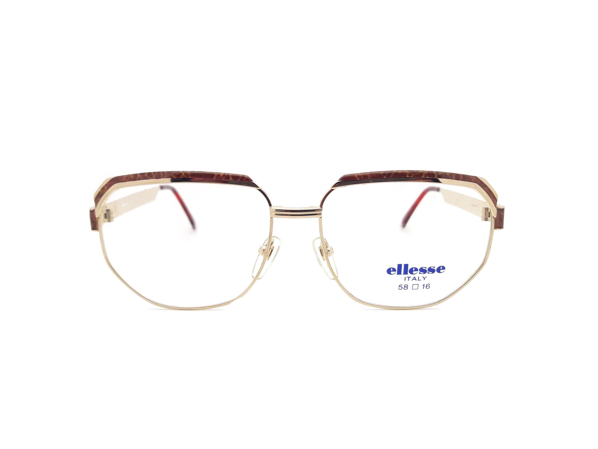 Ellesse E-615 Vintage Glasses — Ed & Sarna Vintage Eyewear