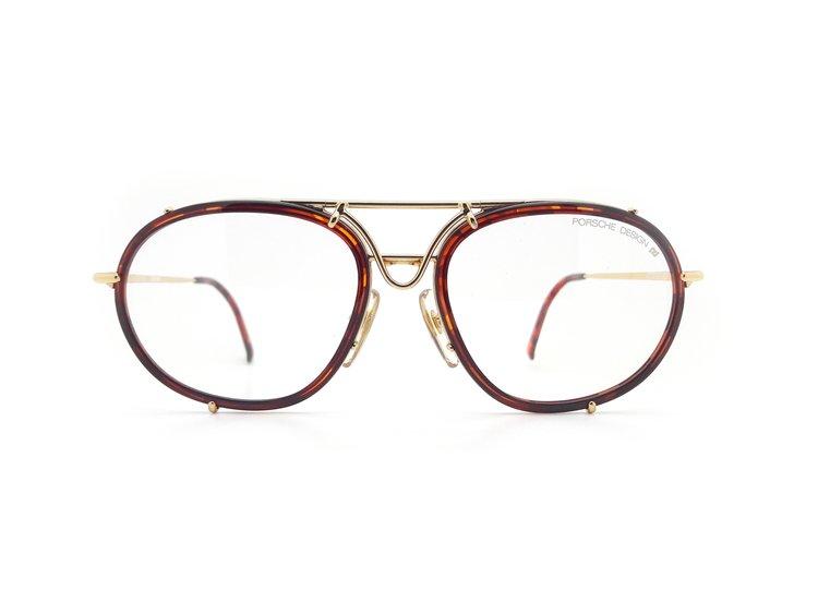 Porsche Design by Carrera 5672 43 Vintage Optical Frame Glasses — Ed ...