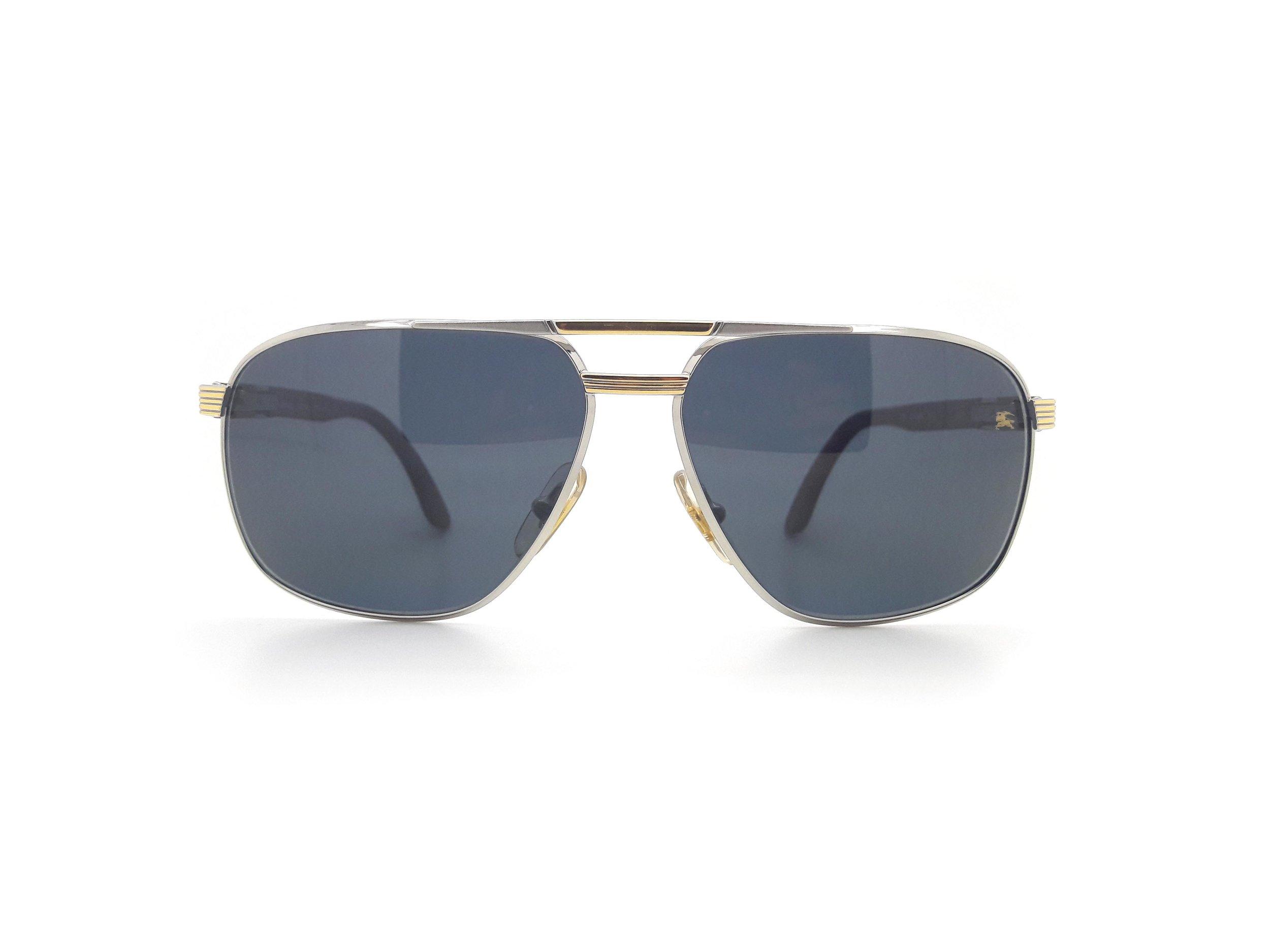 Burberry B8793/s SV1 Vintage Sunglasses — Ed & Sarna Vintage Eyewear