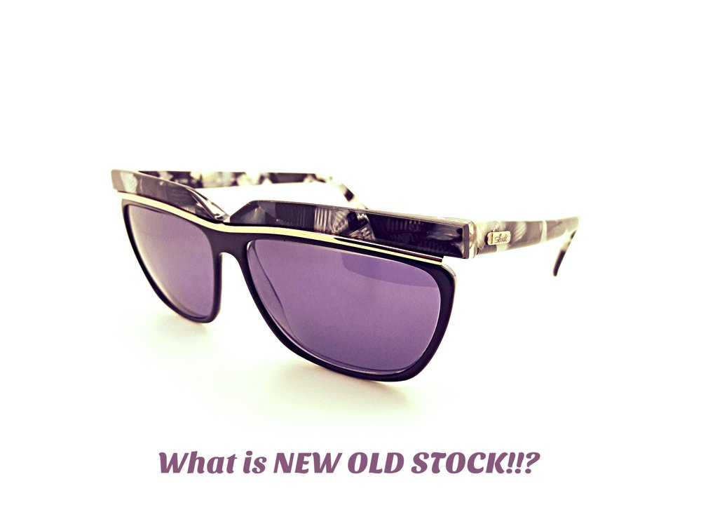 What is New Old Stock