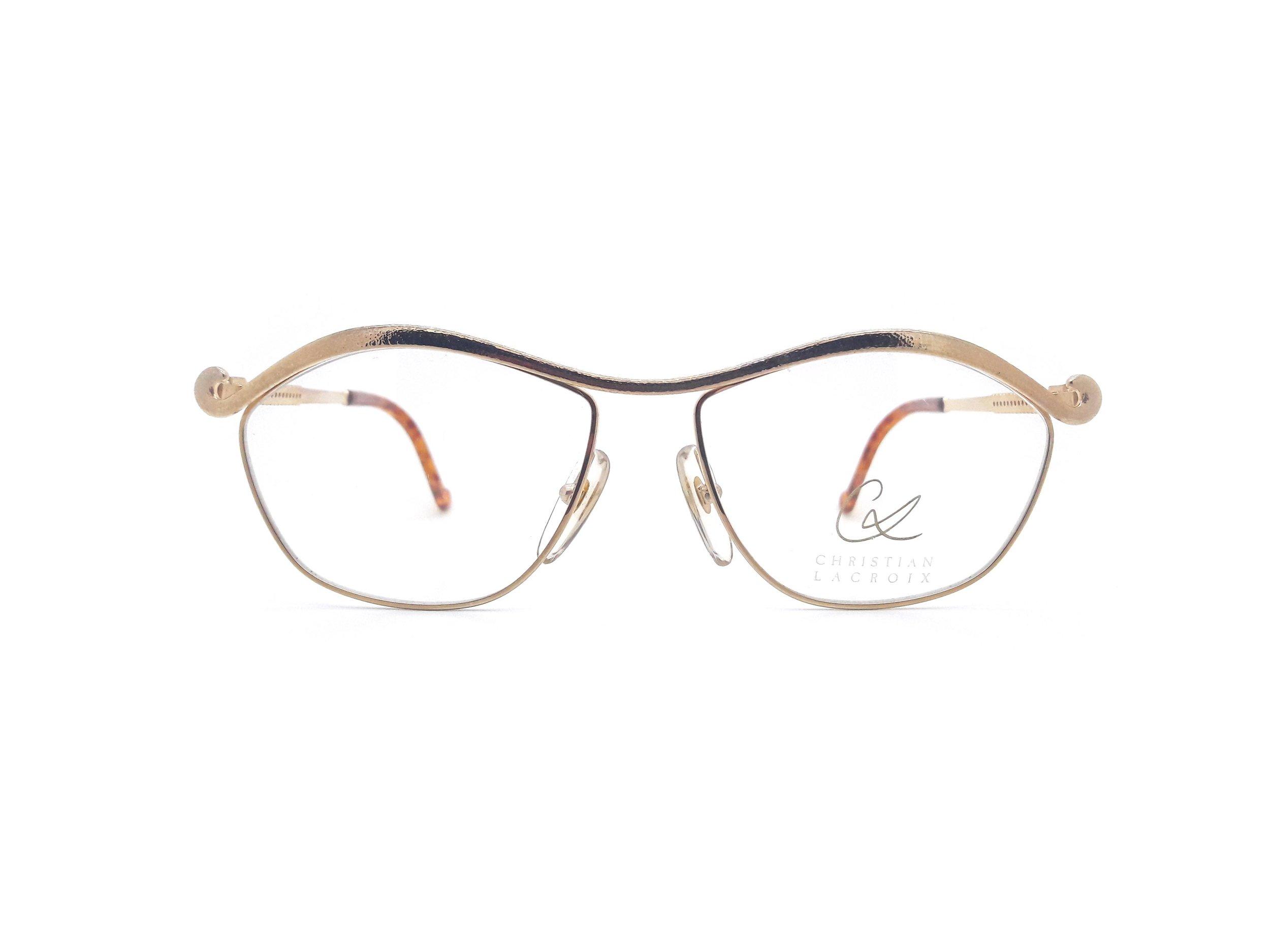 Christian Lacroix 7404 40 Vintage Glasses — Ed & Sarna Vintage Eyewear