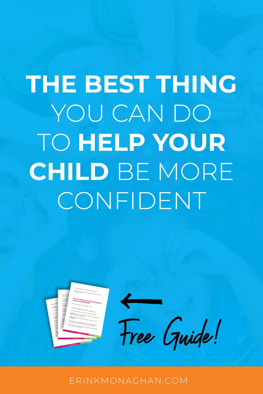 Child Confidence