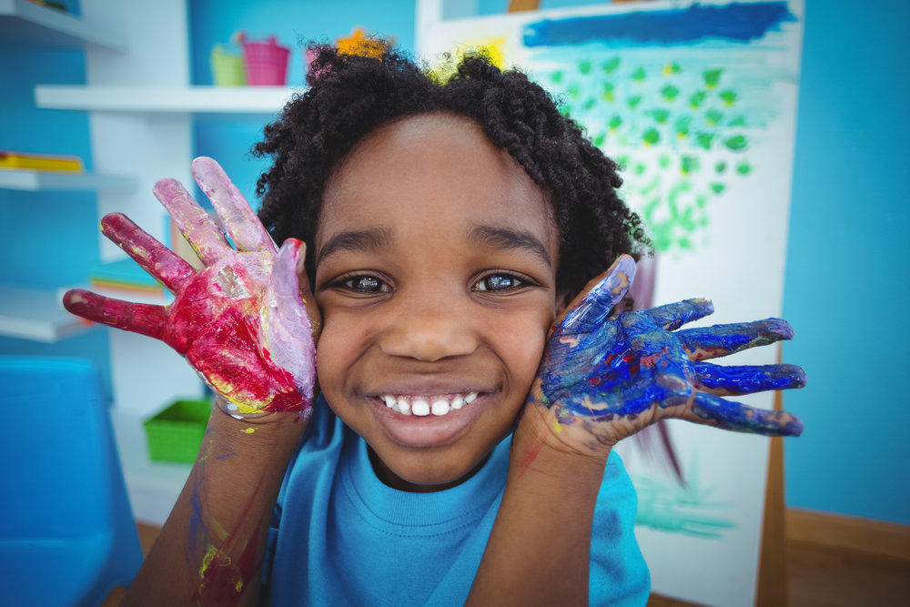 paint your feelings art emotions for kids