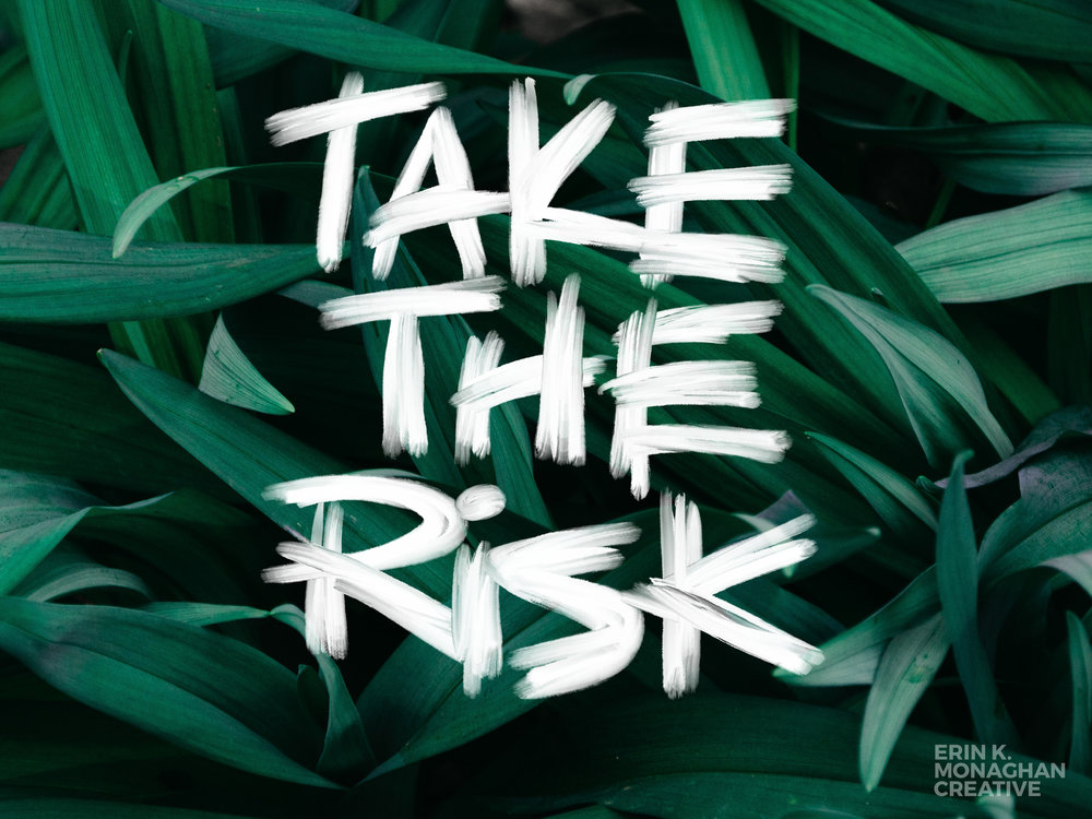 Take the risk - Laptop / DesktopTabletSmart phone