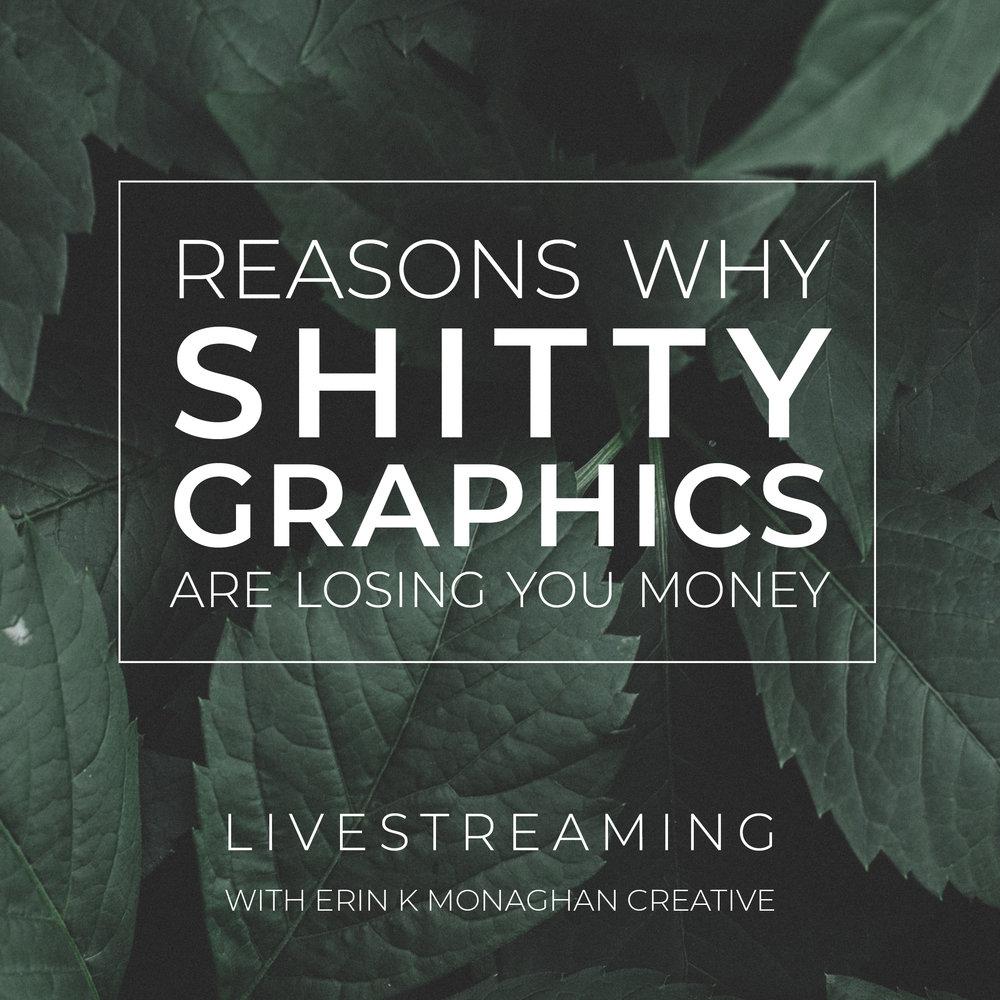bad graphics lose money