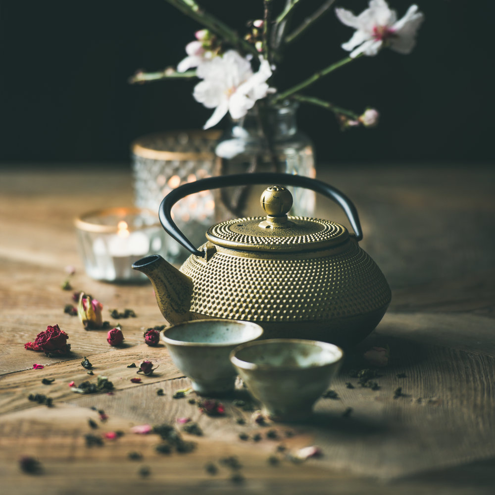 Creating Ayurvedic Ritual Through Tea