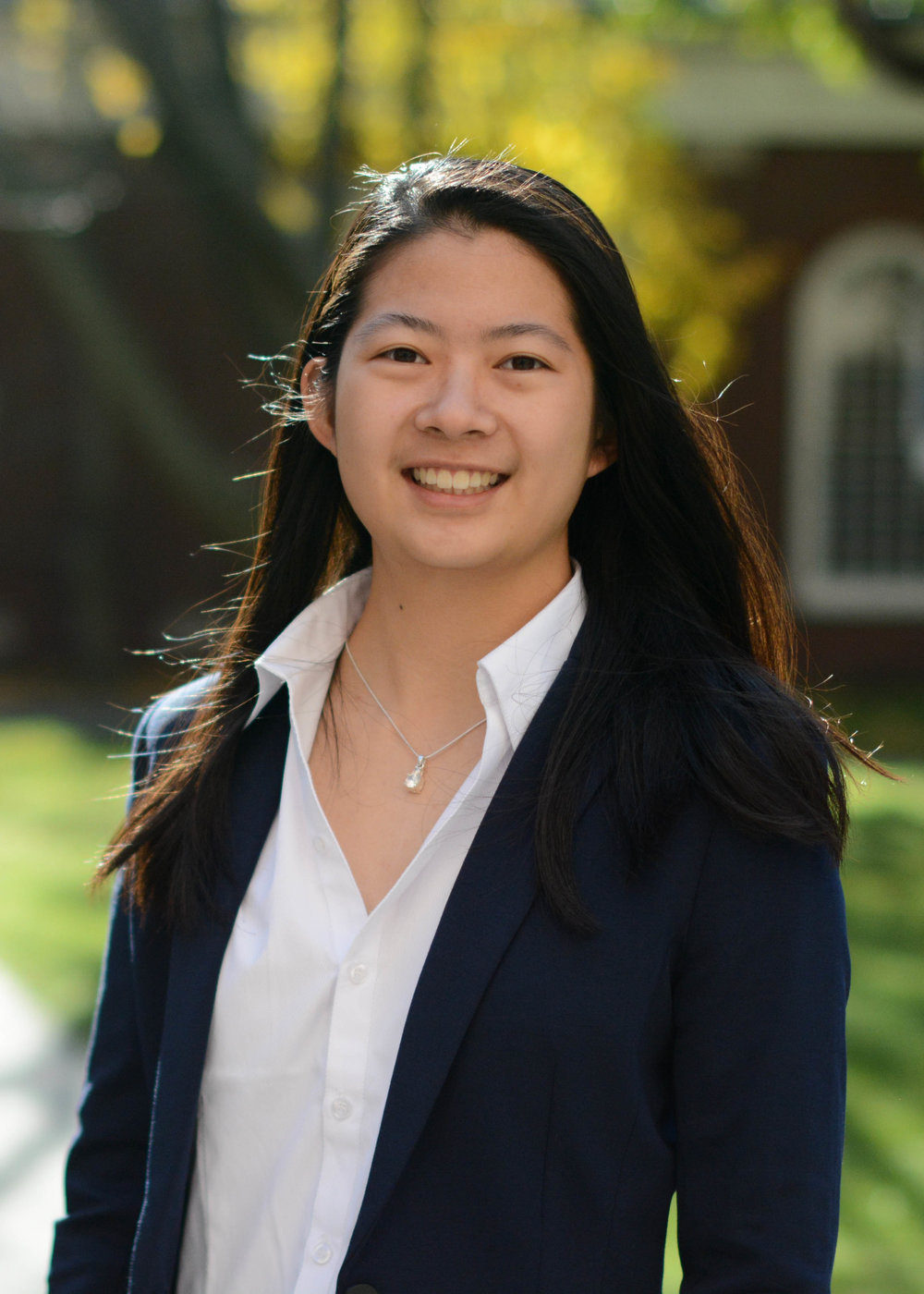 REBECCA CHEN '20 | MANAGER - Raised in a variety of places but most prominently in San Francisco, Rebecca is a freshman currently studying Economics and Computer Science. Outside of HSA, you can find her working as an associate in the Harvard Financial Analysts Club and playing for the competitive Club Tennis team. She has come up with a plethora of novel business ideas and although she hasn't struck it rich yet, she isn't discouraged at all.