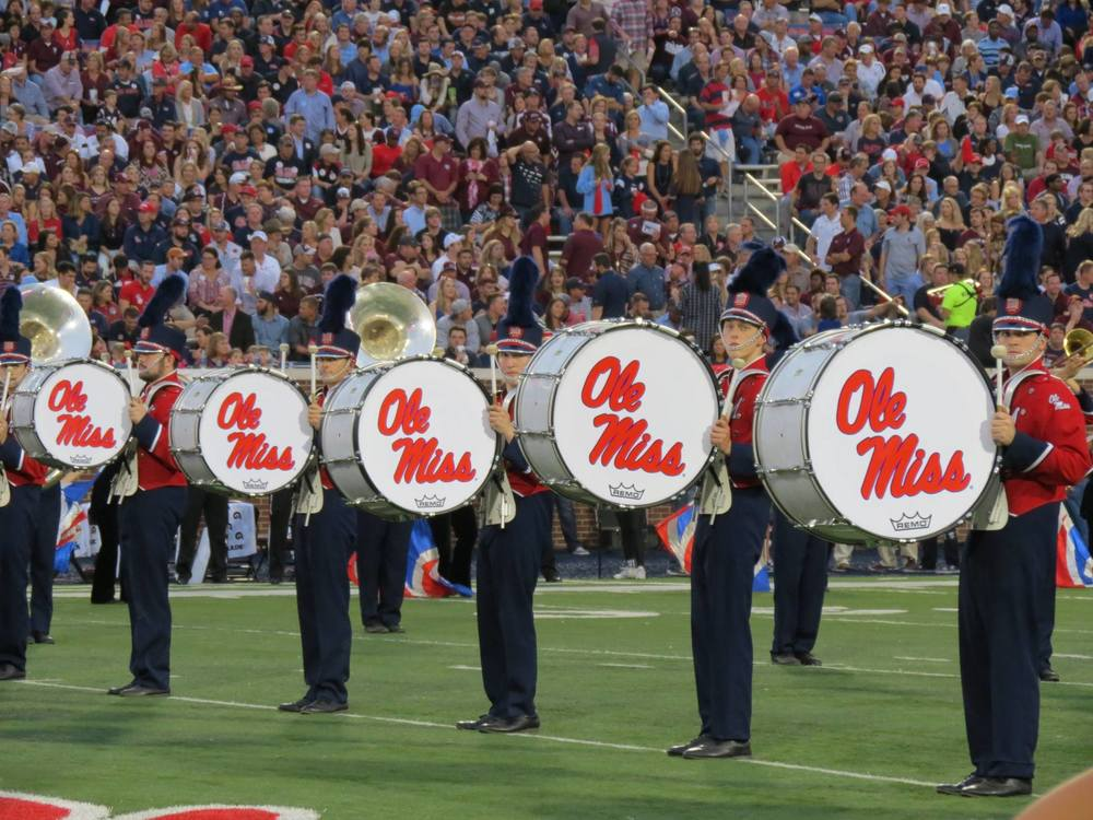 The Pride of the South Band