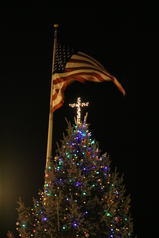 Photo/Knightstown CHRISTmas Tree