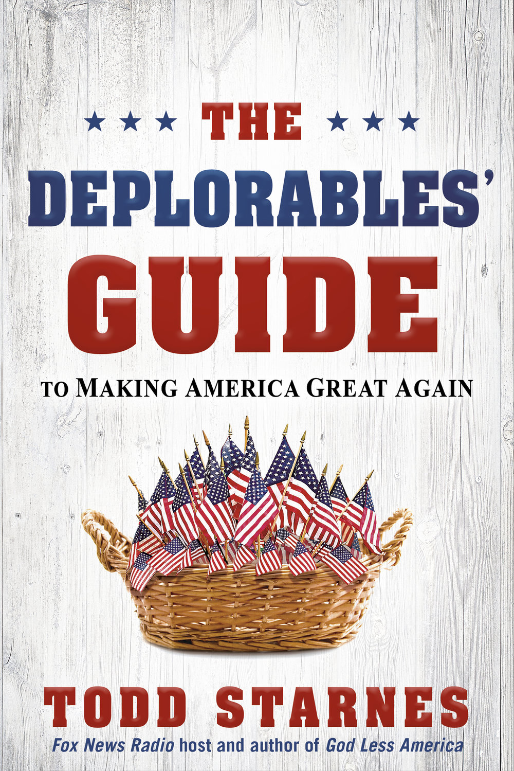 Click on the image to get a personally signed copy of Todd's new bestseller!