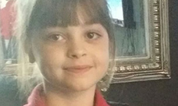 """8-year-old Saffie-Rose Roussos was killed in the Manchester explosion at an Ariana Grande concert. She was described as """"simply a beautiful little girl in every aspect of the world."""""""