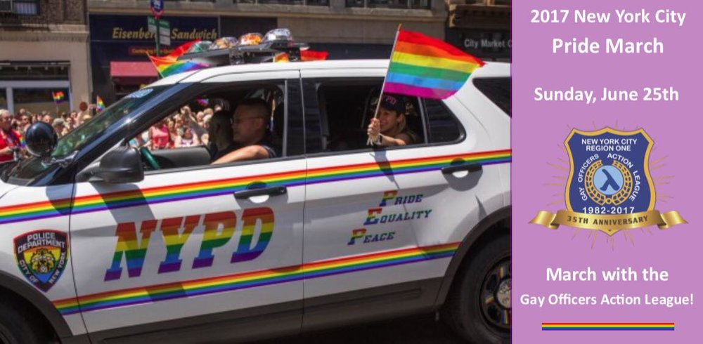 It S Okay To Decorate A Police Car With Rainbow Flags But