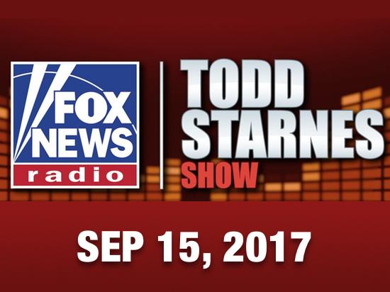 LIVE BLOG: Todd Starnes Show - Sep 15
