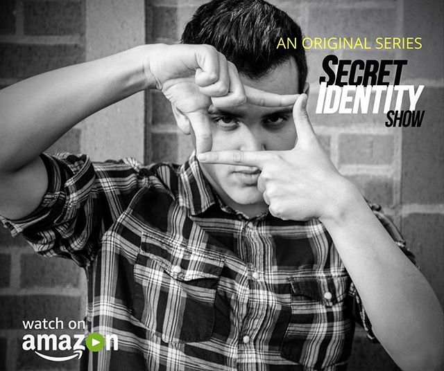 The man, the myth, the legend - or so he thinks of himself. Catch up with Ben Malone, self-proclaimed auteur on Secret Identity Show, available for streaming on Amazon! Link in bio! #secretidentityshow #auteur #webseries #amazon #amazonprime #comedy #tvshow #dtlv #vegas