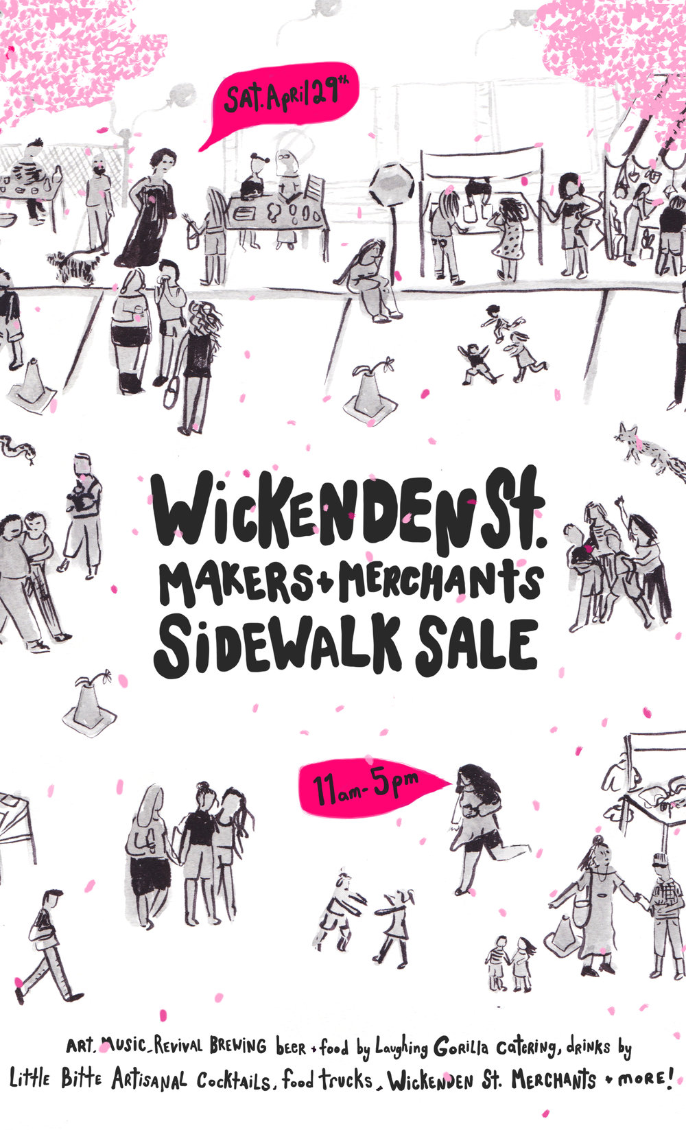 Wickenden Area Merchants Association