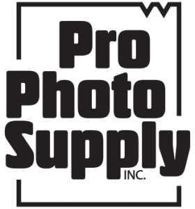 Special thanks to our sponsor Pro Photo Supply, who has graciously offered us use of equipment for the project.