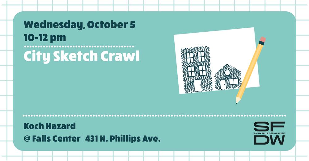 City Sketch Crawl
