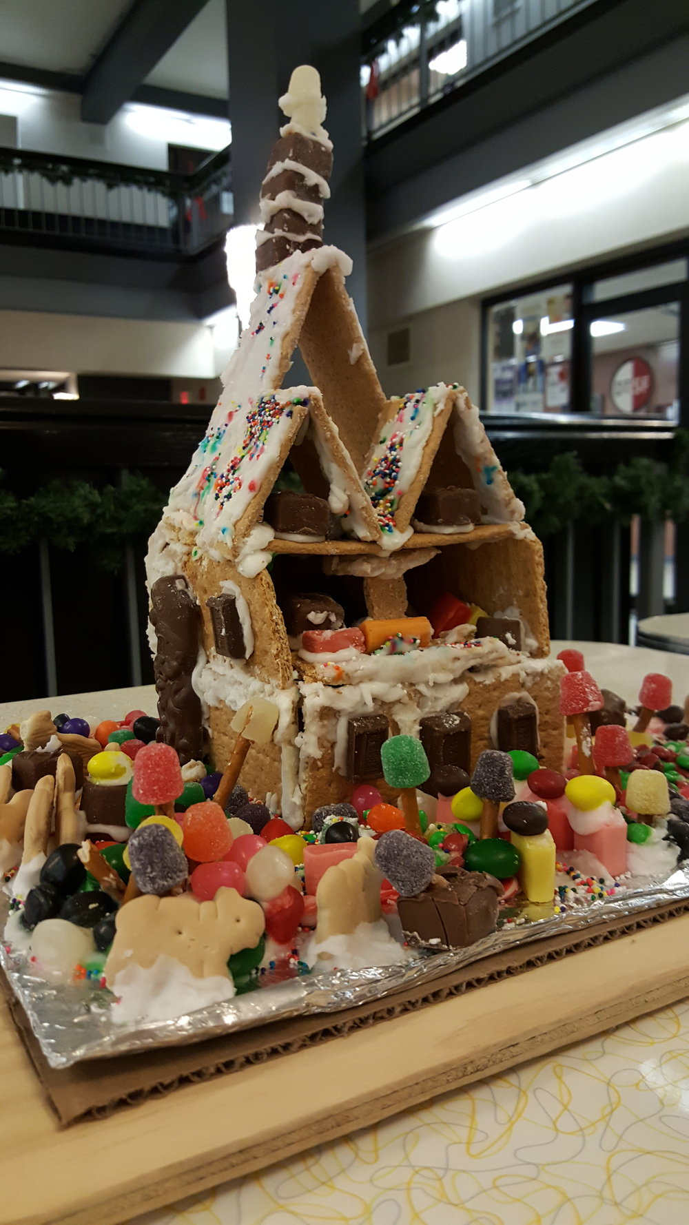 #6 Kade & Annika's Amazing Gingerbread HQ