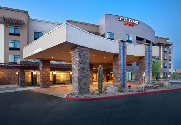 Salt River Courtyard Marriott