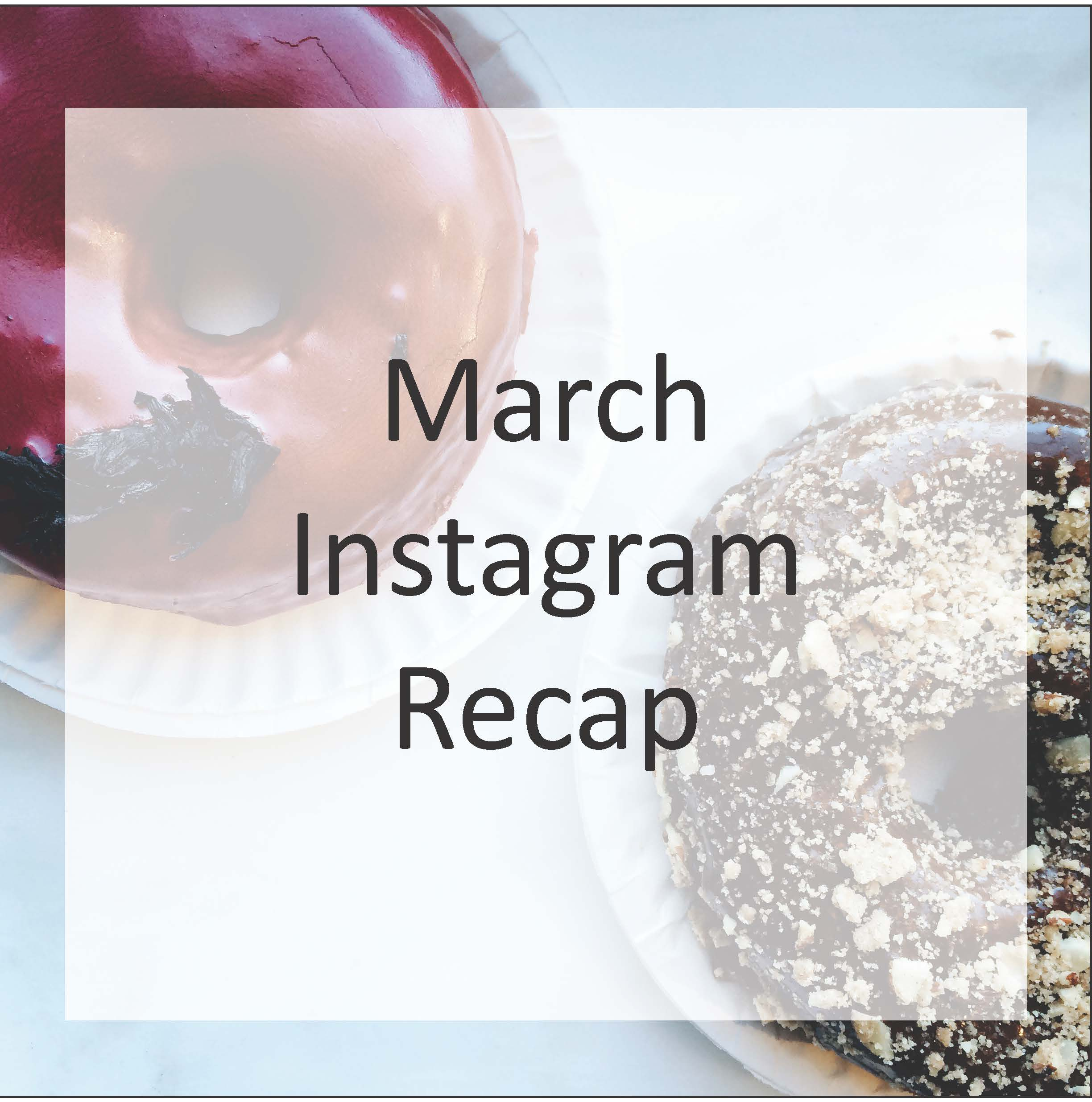 march ig recap