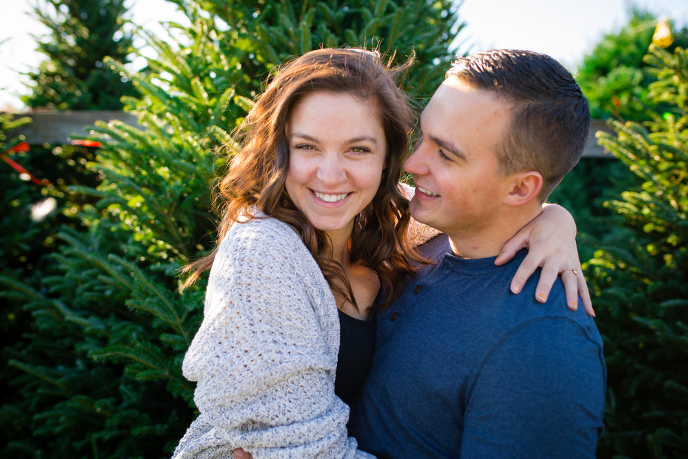 Rachel + Chris ENGAGEMENT