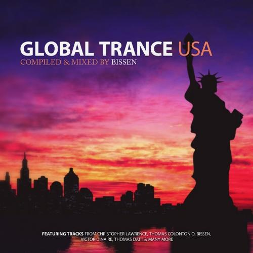 """Global Trance US"" mixed by Bissen • Discover Records • 2012"