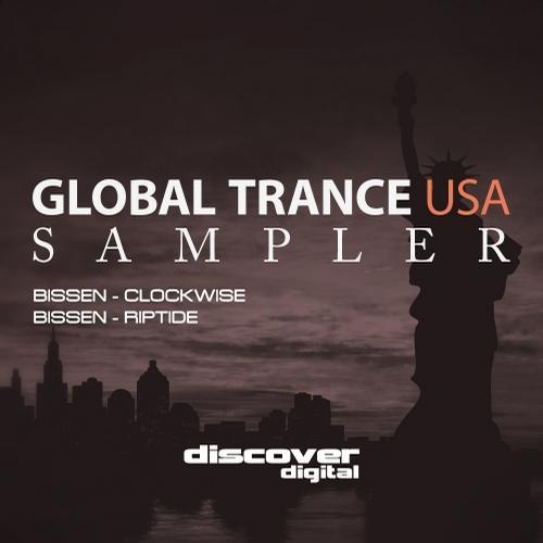 "Bissen ""Clockwise/Riptide"" • Discover Records • 2012"