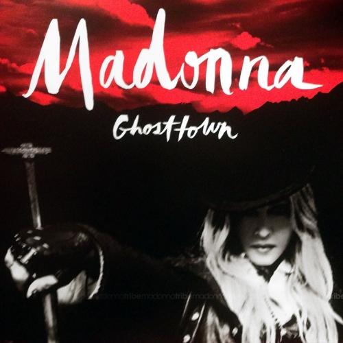 """Madonna """"Ghosttown (Victor Dinaire & Bissen Remix)"""" • Interscope • 2015"""