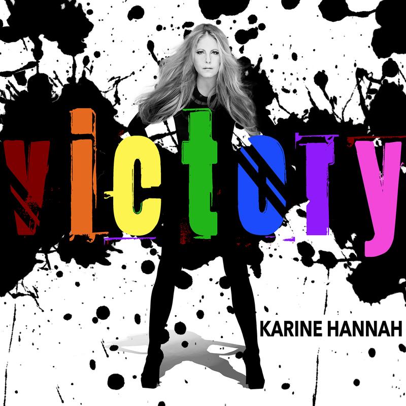 """Karine Hannah """"Victory (Dinaire+Bissen Remix)"""" • Cash Money • 2016"""