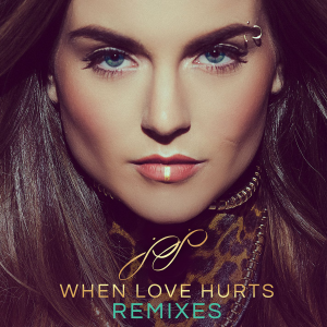 "Jojo ""When Love Hurts (Dinaire+Bissen Remix)"" • Atlantic • 2016"