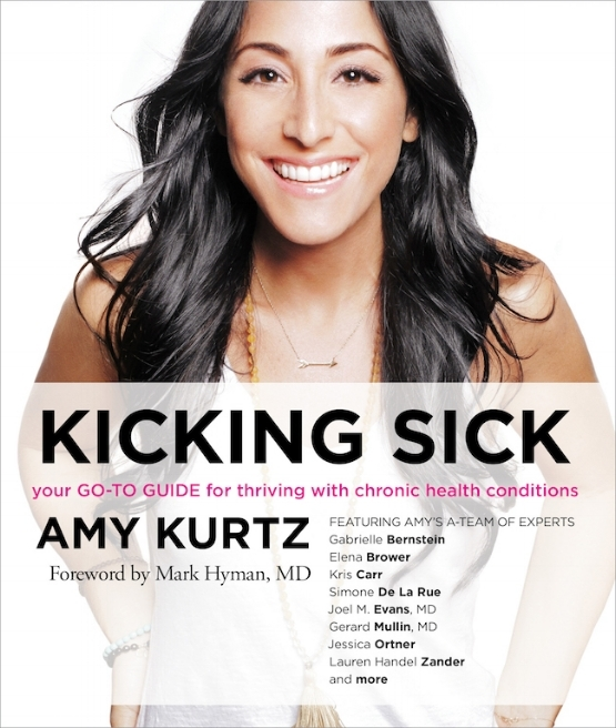 KICKING SICK by Amy Kurtz