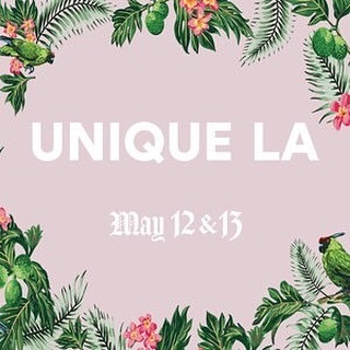 Hey you all! It's only a few weeks away from Unique LA! I'll be @uniquemarkets May 12&13 aka Mother's Day weekend. I'm super stoked to be part of the 10 year anniversary of this amazing market of makers, designers, doers, artists and dreamers ! ✨💫. . . . . #uniquela #10yearsofunique #livingunique #charmceramics #pottery #ceramics #clay #homegoodshappy #homegoodsfind
