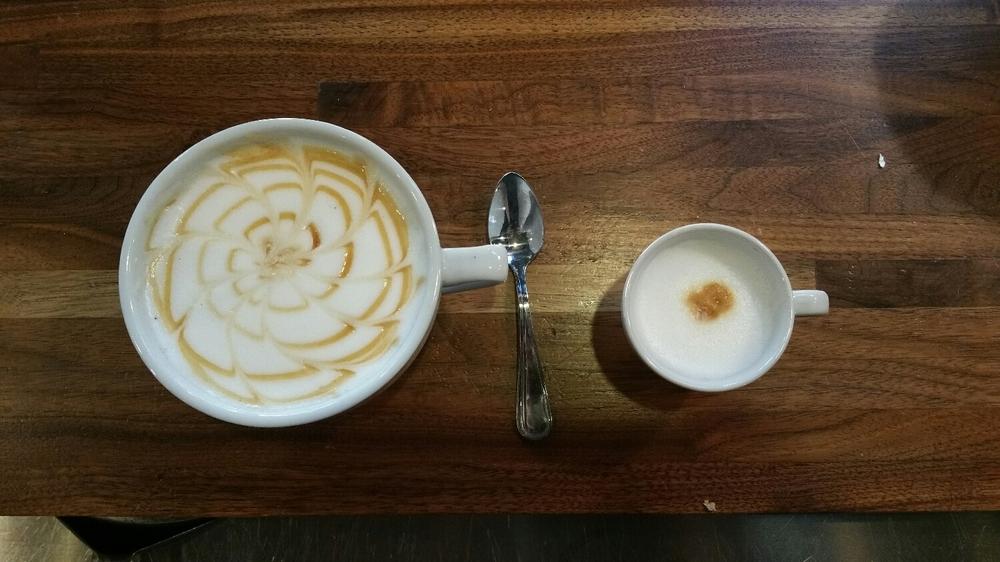difference between latte macchiatto and traditional macchiatto